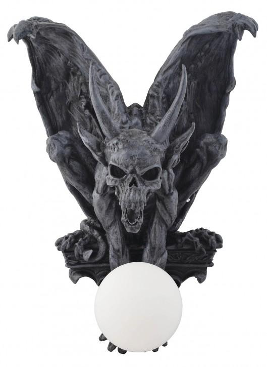 Wandlampe Gargoyle