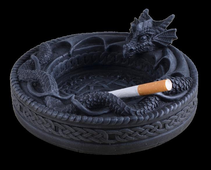Drachen Aschenbecher