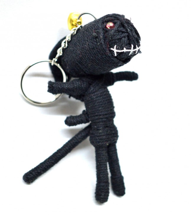 Voodoo Doll Alien