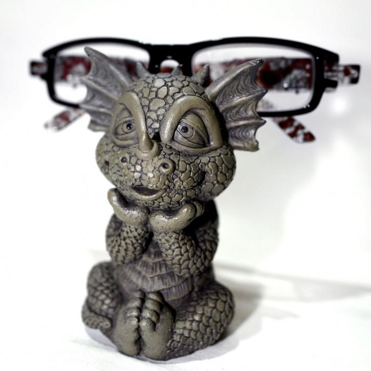 Brillenhalter Drache