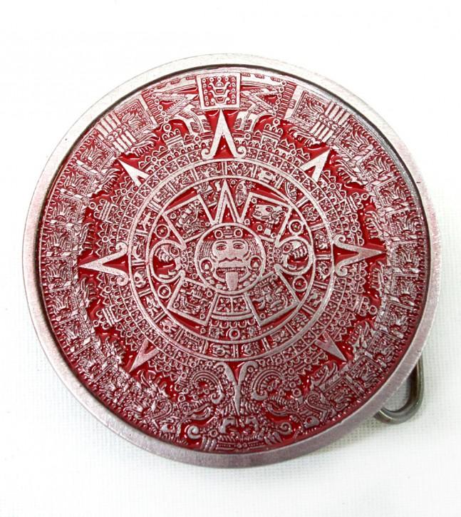 Gürtelschnalle Maya