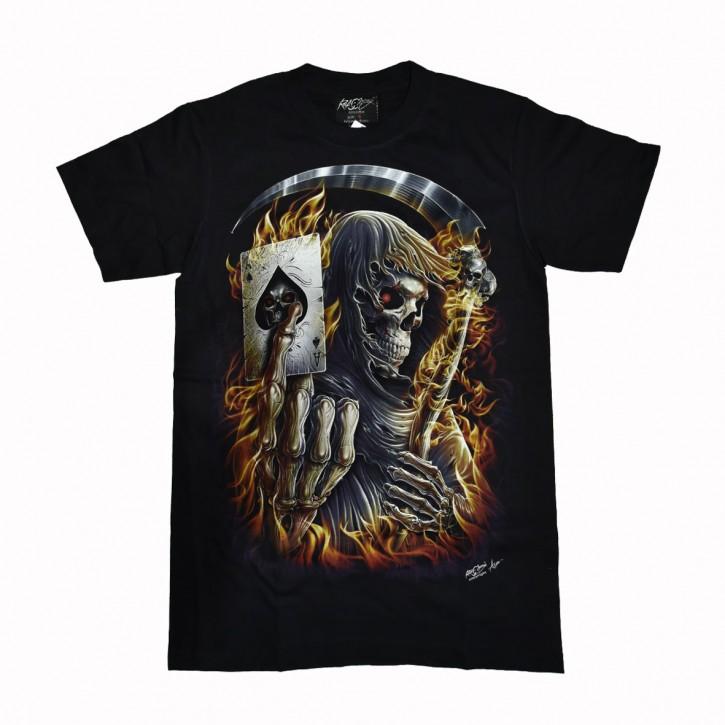 Skull T-Shirt Nr. 2 L