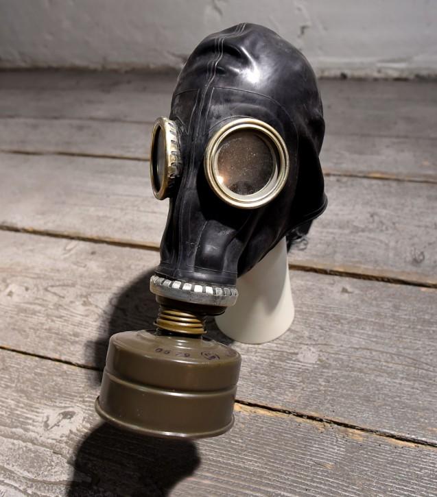 Krankheit Stille Nacht Russ. Protective mask