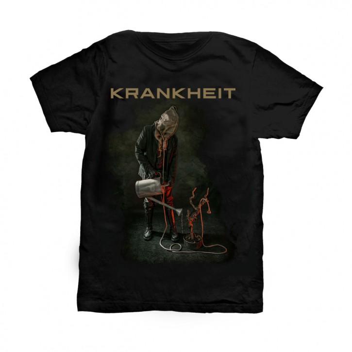 Krankheit T-Shirt Saat des Bösen