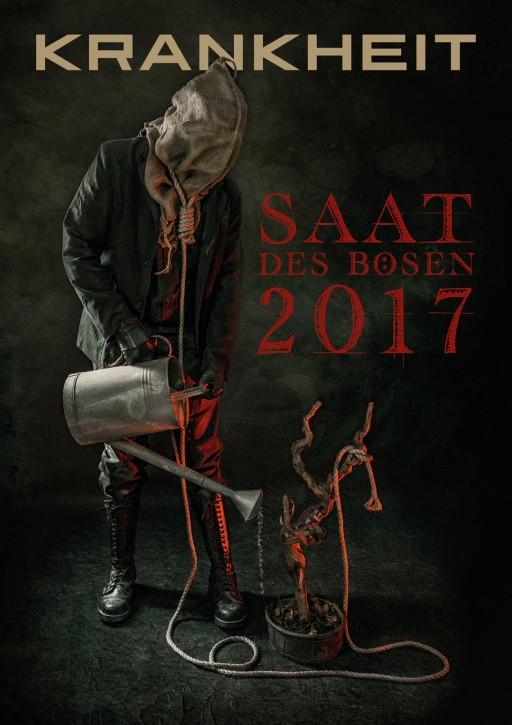 Krankheit Kalender  Saat des Bösen 2017