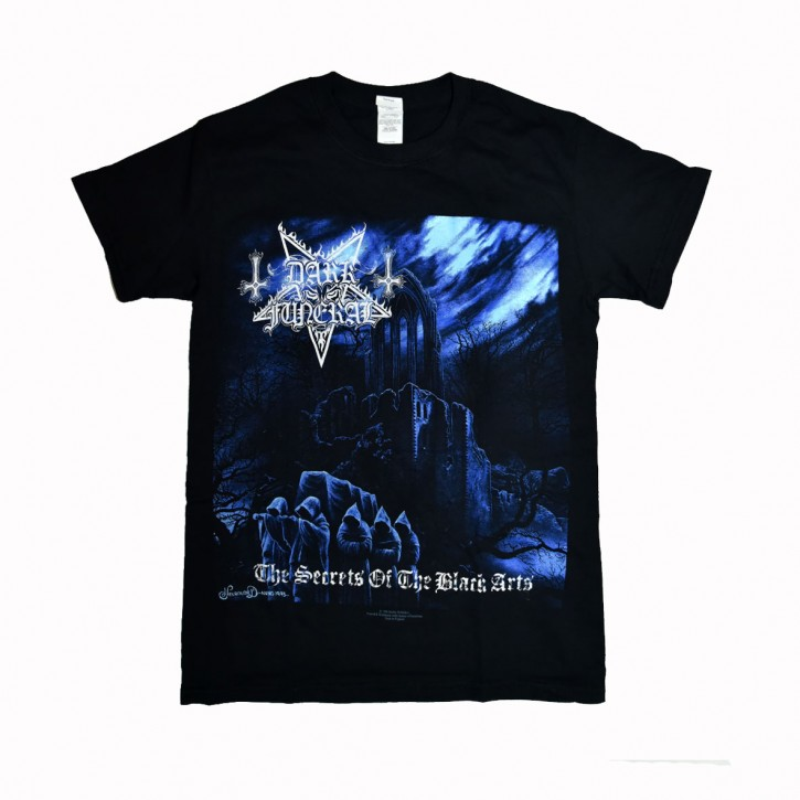 Dark Funeral T-Shirt  The secret of the Black Arts