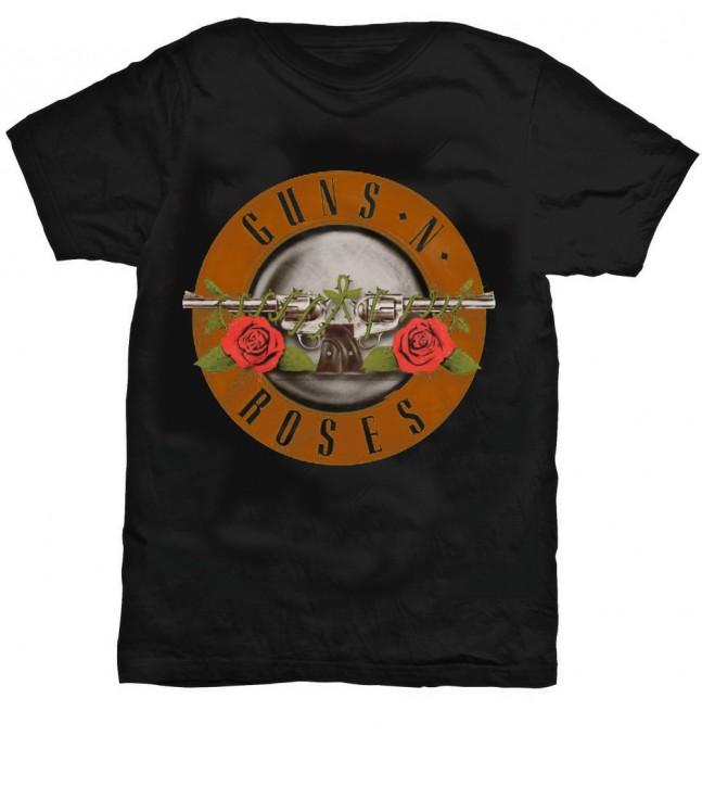 Guns´n Roses T-Shirt  Logo
