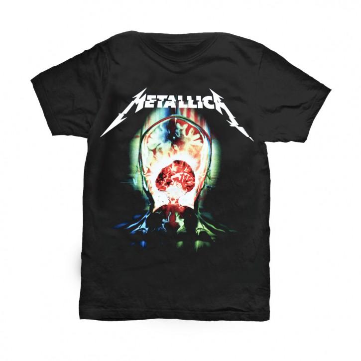 Metallica T-Shirt  Hardwired...To Self- Destruct