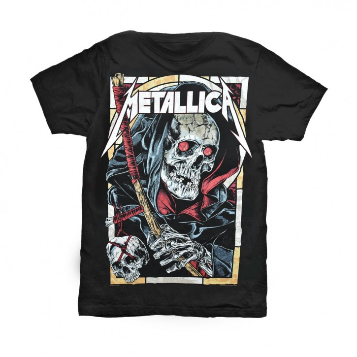 Metallica T-Shirt  Death Reaper