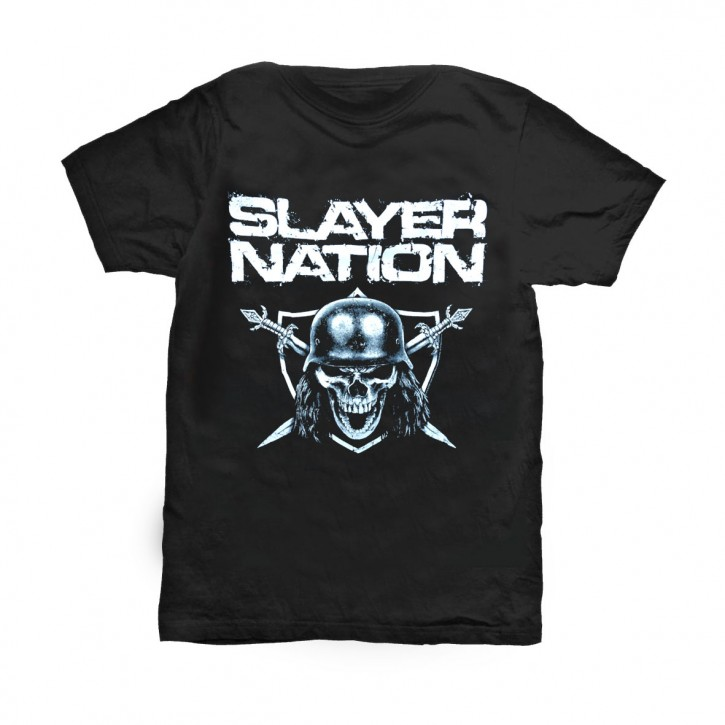 Slayer T-Shirt Nation