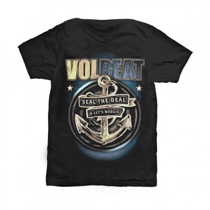 Volbeat T-Shirt  Anchor