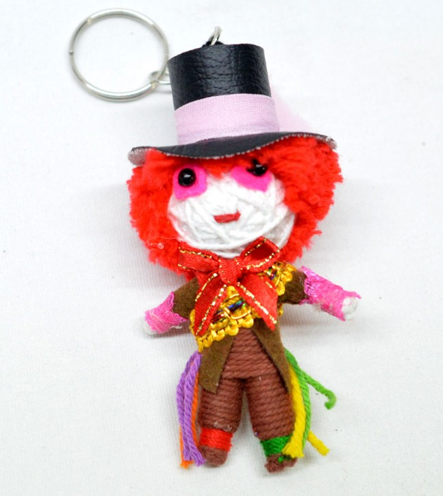 Voodoo Doll Mad Hatter