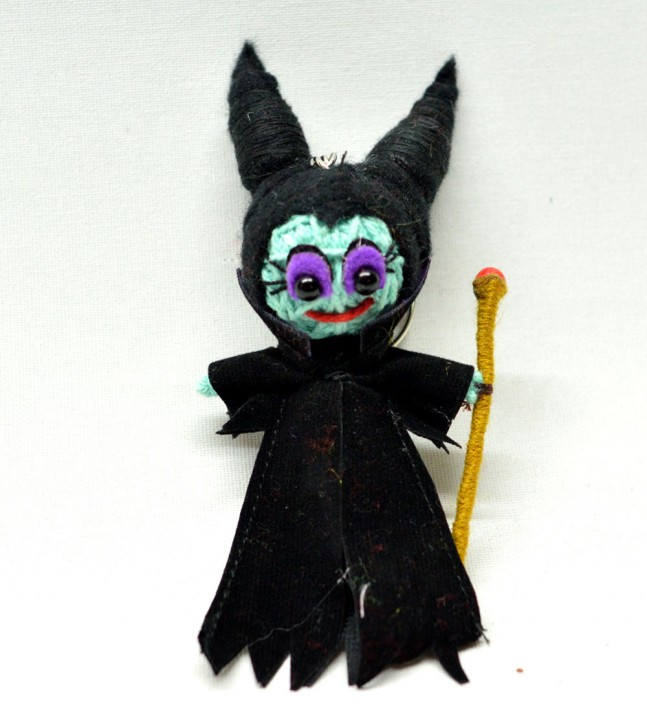 Voodoo Doll Maleficent