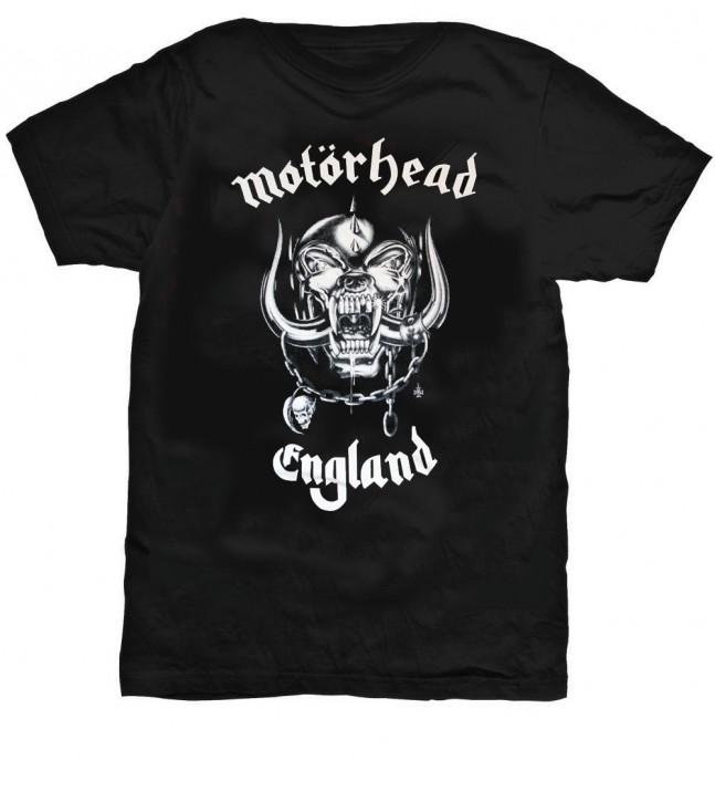 Motörhead T-Shirt  England