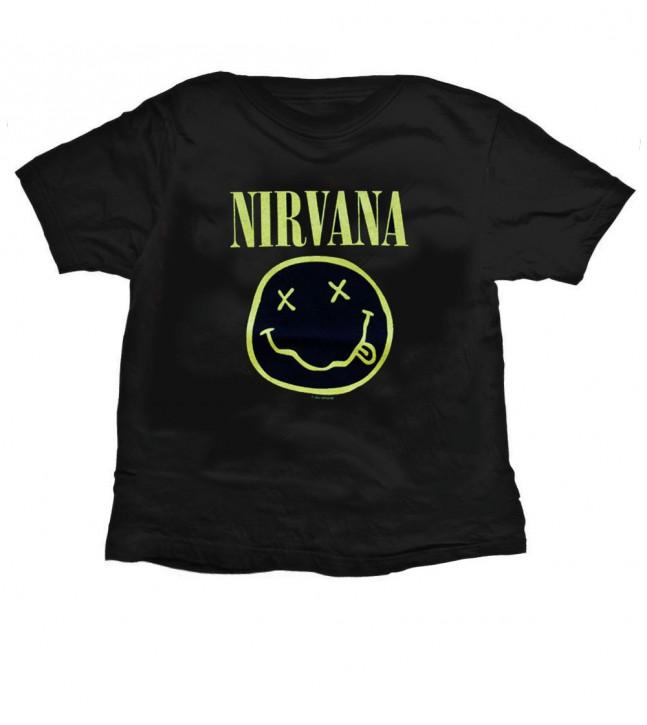 Kids-T-Shirt Nirvana 2 Jahre