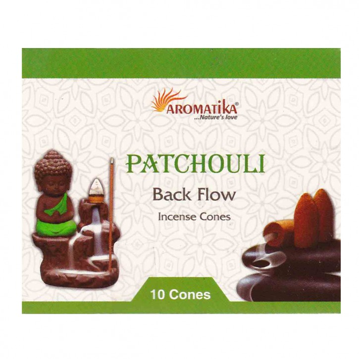 Backflow Incense Patchouli