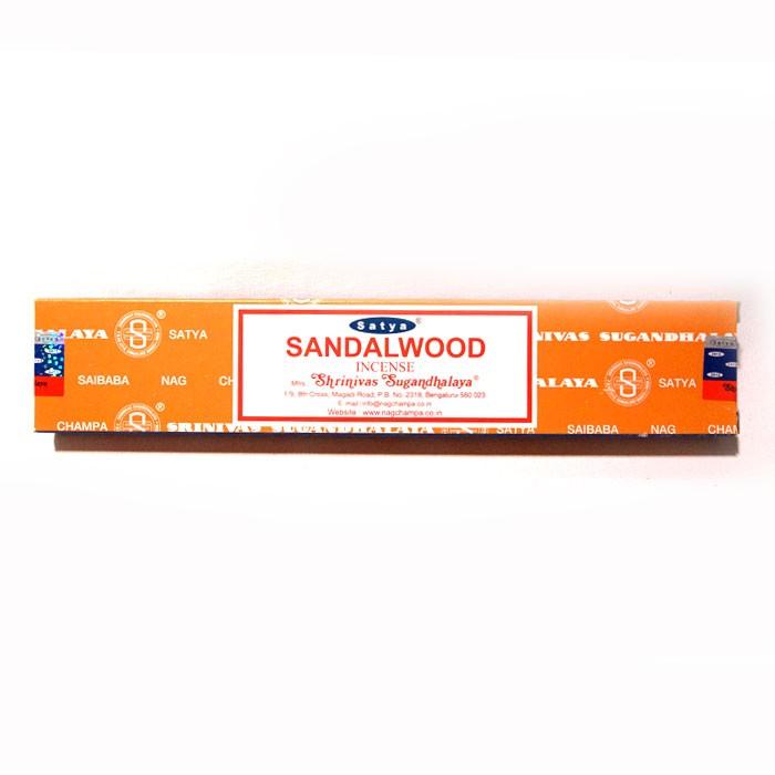 Satya sai Baba: Sandalwood
