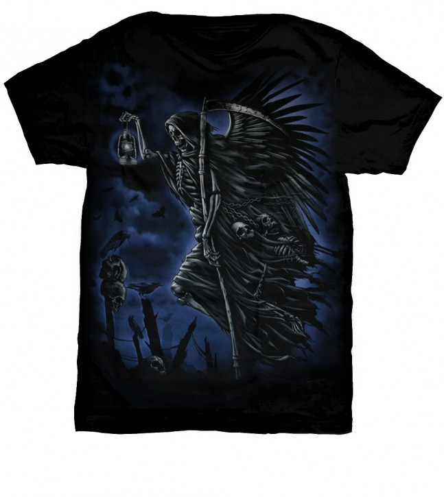 Grim Reaper T-Shirt No.: 2
