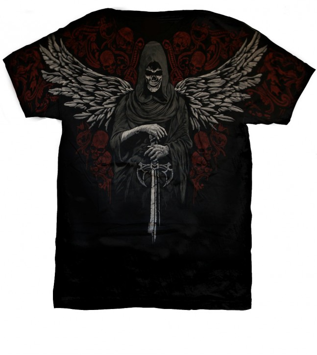Grim Reaper T-Shirt No.: 3