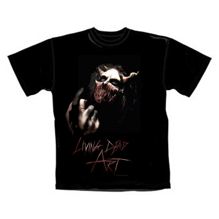 T-Shirt Living Dead Art