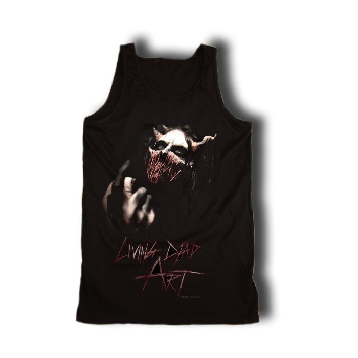 Tank Top Living Dead Art