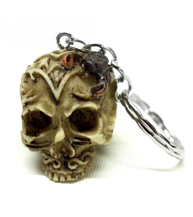 Key Chain Skull 2