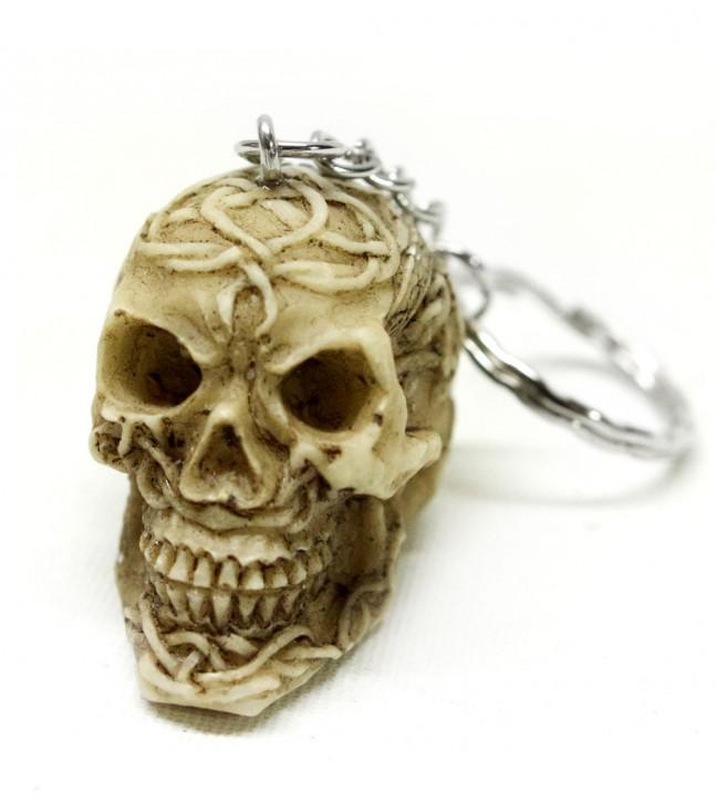 Schlüsselanhänger Skull 1