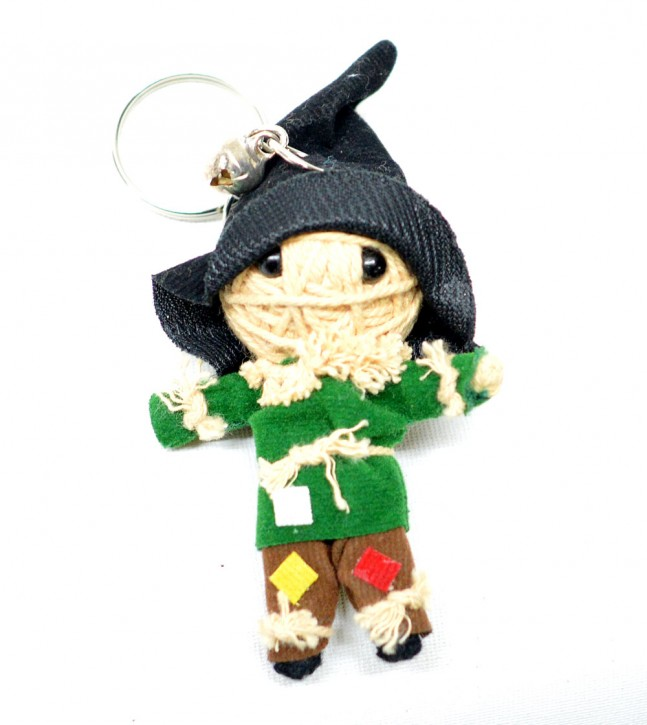 Voodoo Doll Scarecrow
