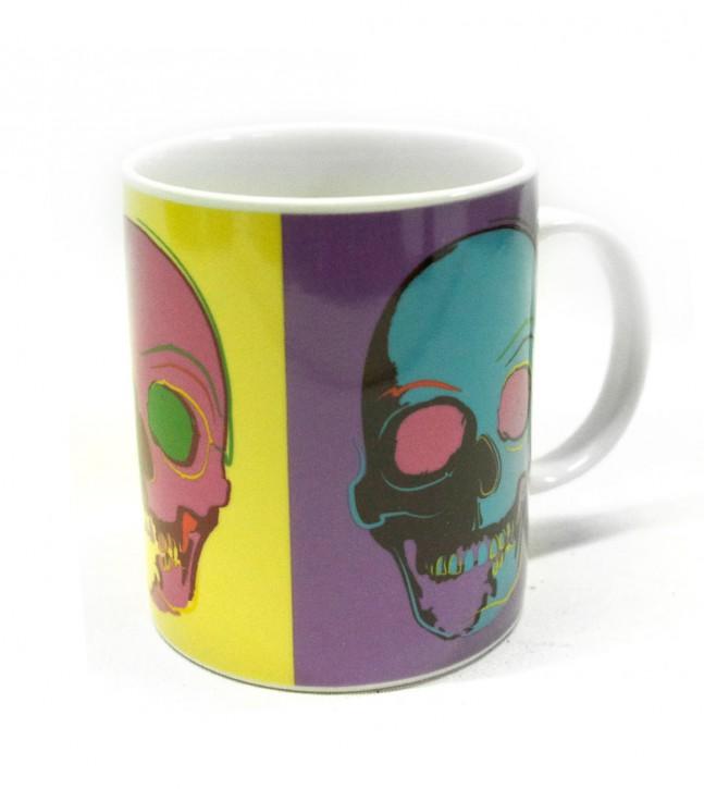Tasse Retro Skull