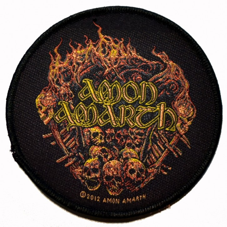Patch Amon Amarth Nr.: 4