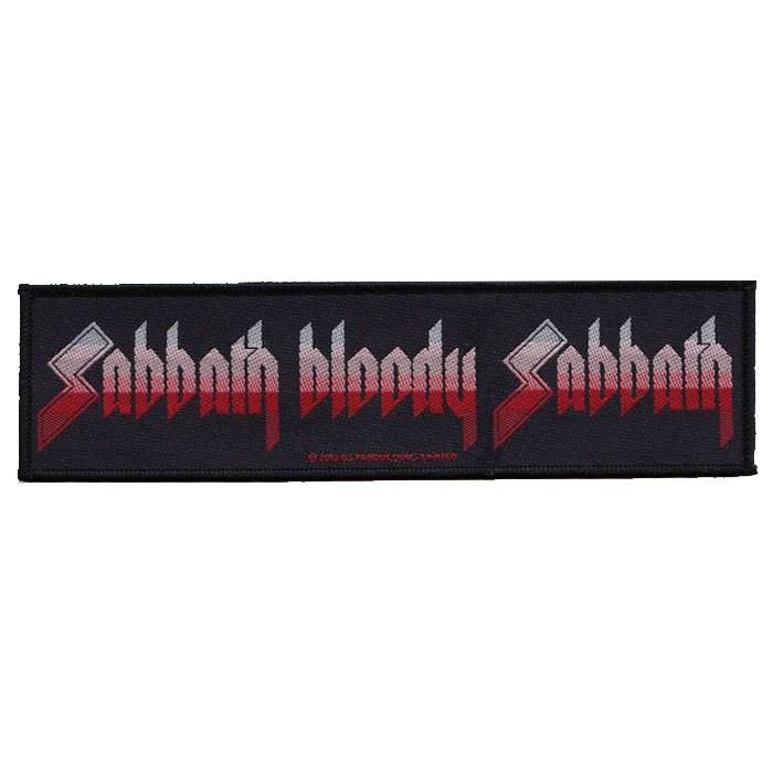 Patch Strip Black Sabbath 2003