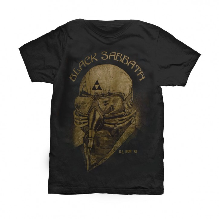Black Sabbath T-Shirt U.S. Tour 78