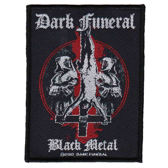 Patch Dark Funeral Black Metal