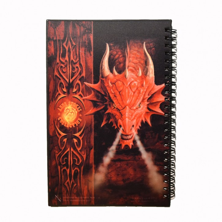 Notebook dragon
