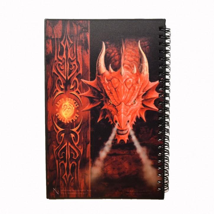 Notizbuch Drachen