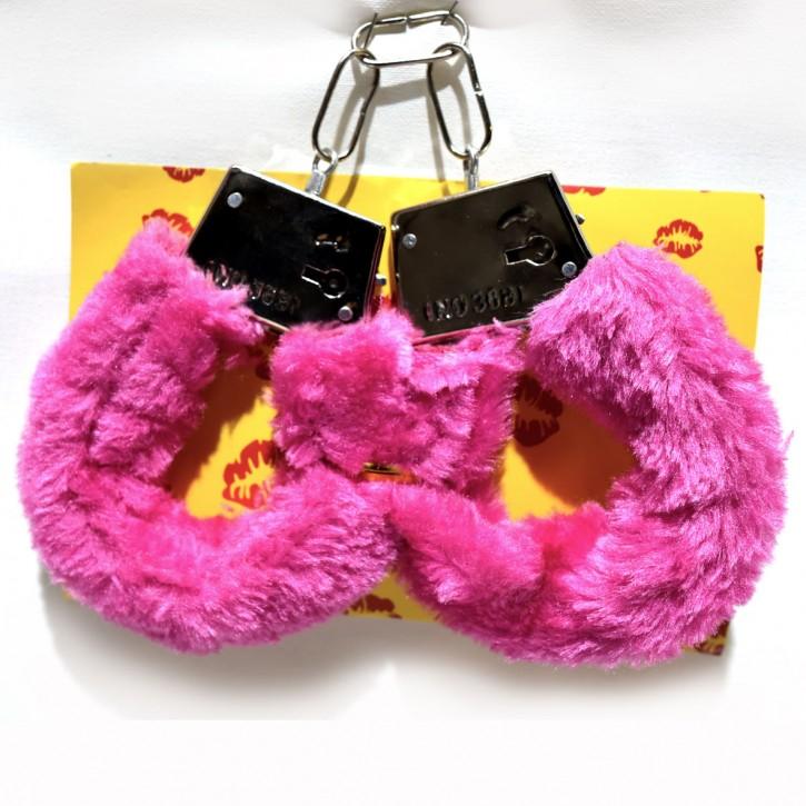 Handschellen Pink