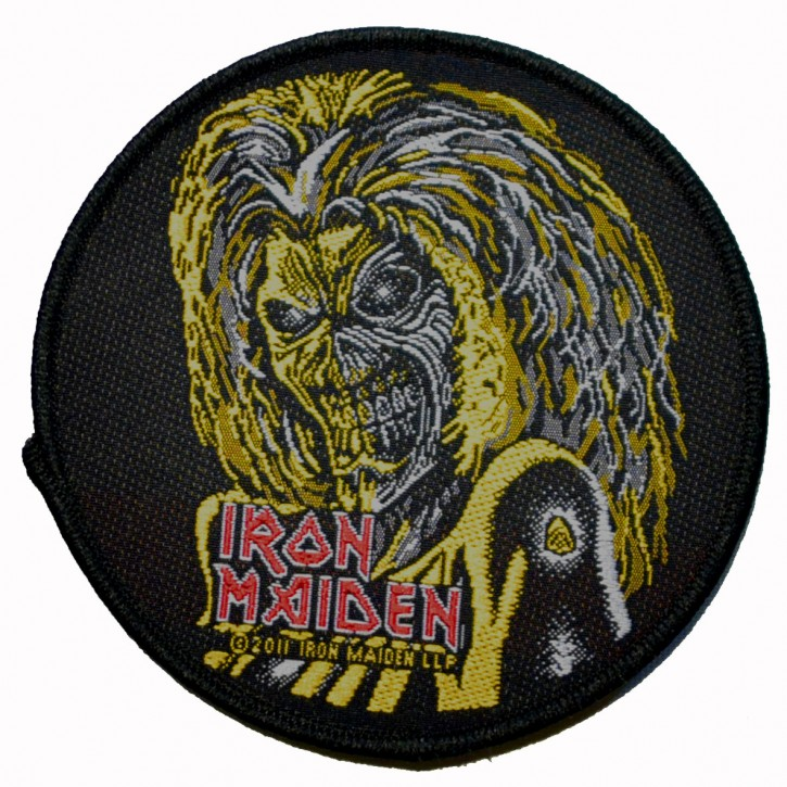 Patch Iron Maiden Nr. 1
