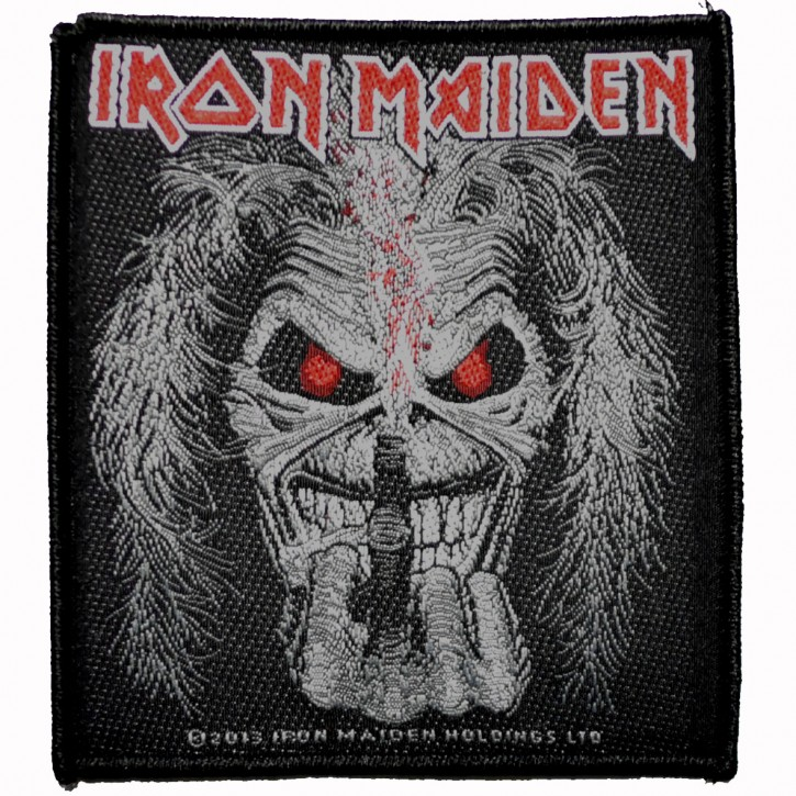 Patch Iron Maiden Nr. 2