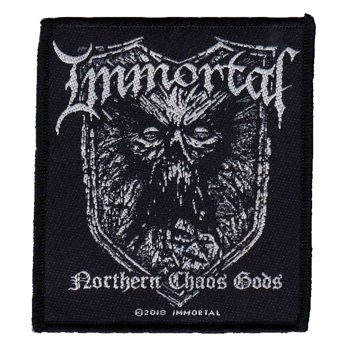 Patch Immortal Northern Chaos Godes