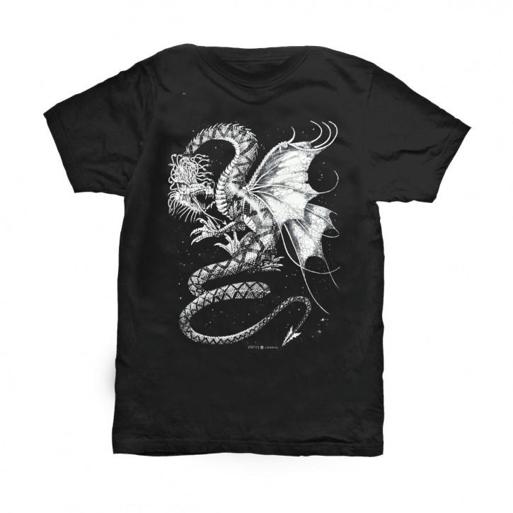 Kids-T-Shirt Drache