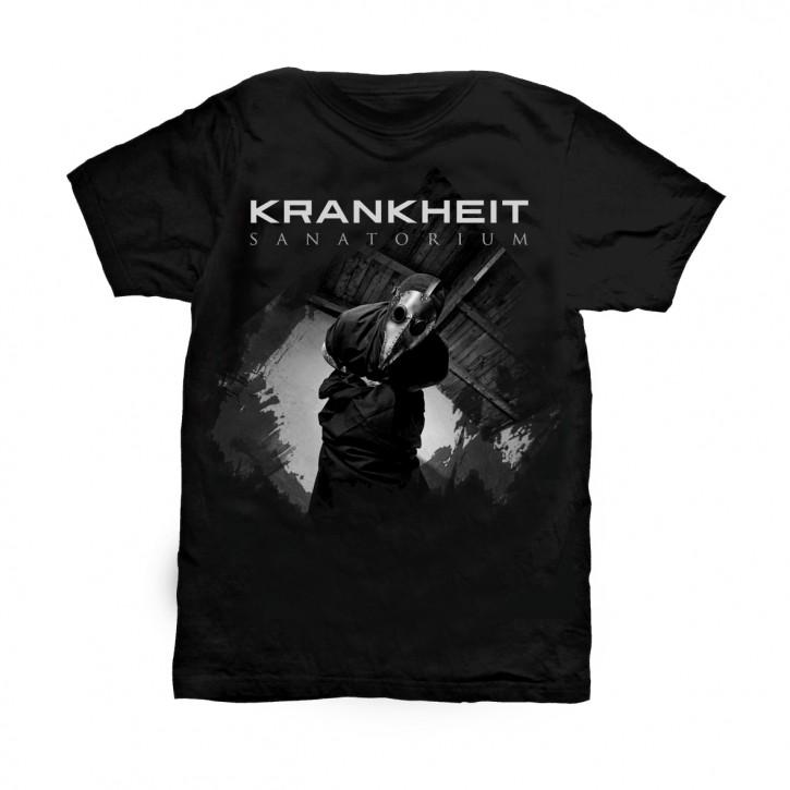 Krankheit T-Shirt Sanatorium