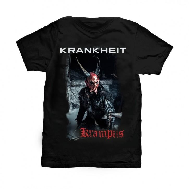 Krankheit T-Shirt Krampus XL