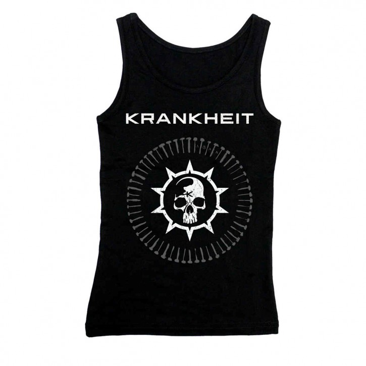 Krankheit Tank Top Panopticon Girly XL