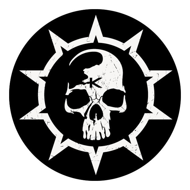 Krankheit Botton Logo