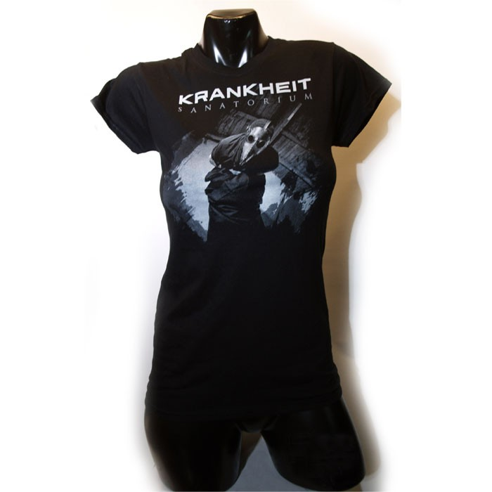 Krankheit Girly T-Shirt Sanatorium M