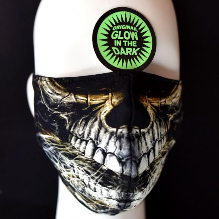 Maske Totenkopf 1