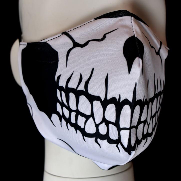 Maske Totenkopf 3