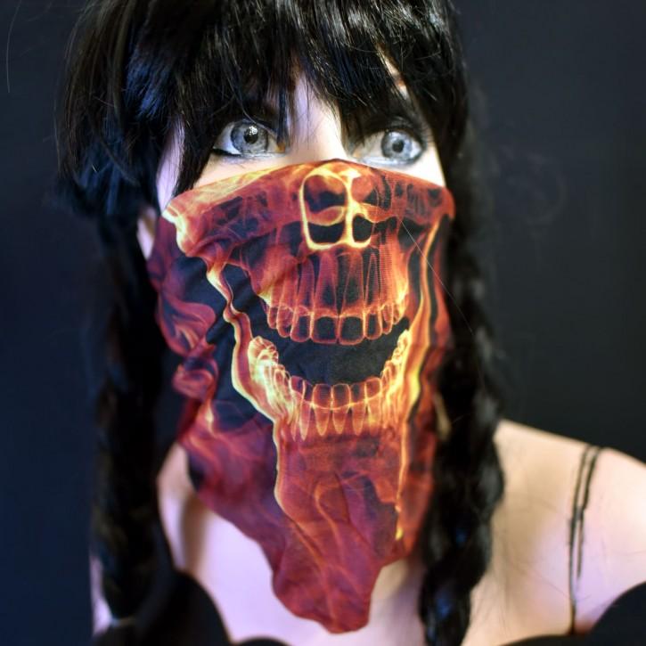 "Multifunctional scarf ""Skull"""