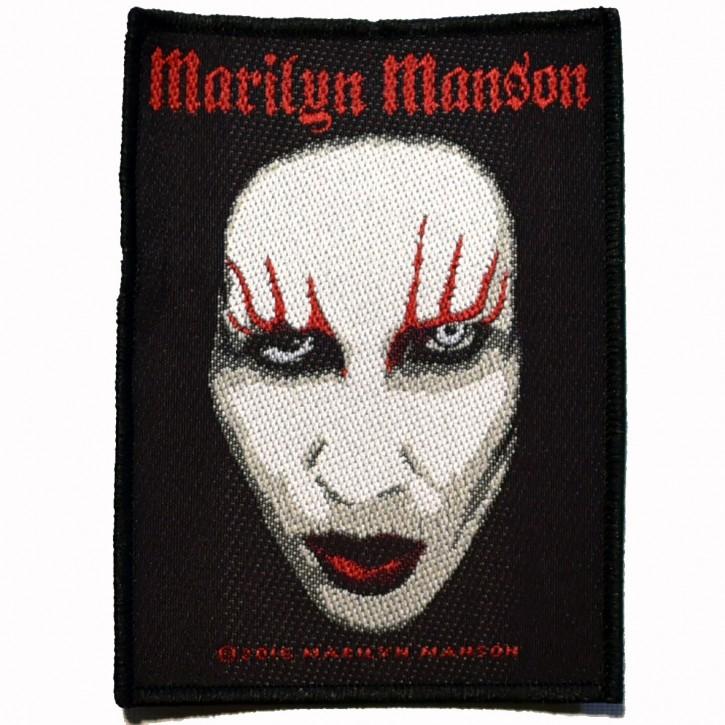 Patch Marilyn Manson