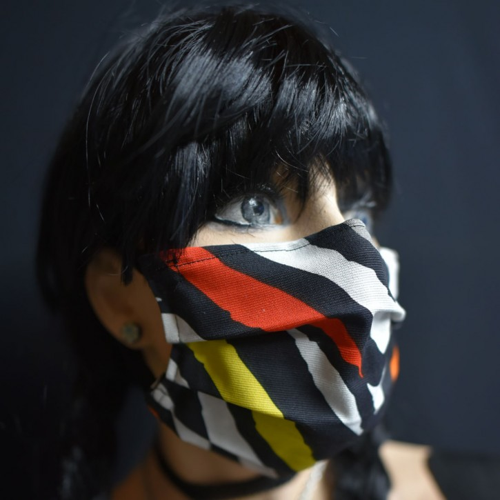 "Mouth-Nose Mask ""Colours"""